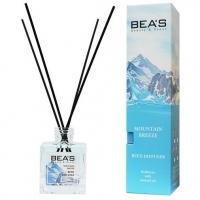 BEA'S REED DIFFUSER MOUNTAIN BREEZE, аромадиффузор с палочками 110 мл