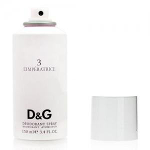 DOLCE & GABBANA 3 L'IMPERATRICE, парфюмированный дезодорант для женщин 150 мл