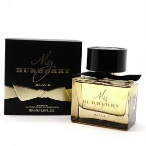 BURBERRY MY BLACK, парфюмерная вода для женщин 90 мл