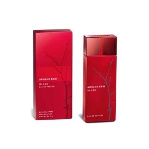 ARMAND BASI IN RED, парфюмерная вода для женщин 100 мл