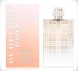 BURBERRY BRIT SUMMER, парфюмерная вода для женщин 100 мл