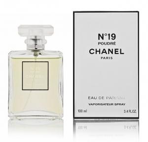 CHANEL No 19 POUDRE, парфюмерная вода для женщин 100 мл