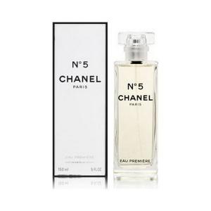 CHANEL No 5 EAU PREMIERE (вытянутый флакон), парфюмерная вода для женщин 100 мл