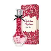 CHRISTINA AGUILERA RED SIN, парфюмерная вода для женщин 75 мл