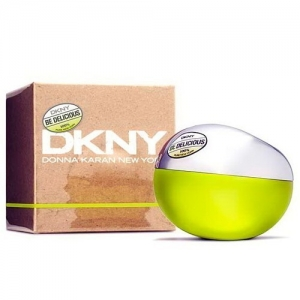 DONNA KARAN DKNY BE DELICIOUS, туалетная вода для женщин 100 мл