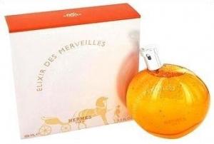 HERMES ELIXIR DES MERVEILLES, парфюмерная вода для женщин 100 мл