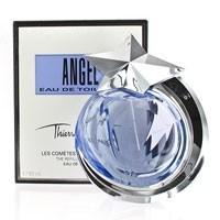 THIERRY MUGLER ANGEL EAU DE TOILETTE, туалетная вода для женщин 80 мл