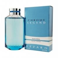 AZZARO CHROME LEGEND, туалетная вода для мужчин 125 мл