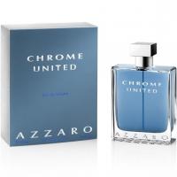AZZARO CHROME UNITED, туалетная вода для мужчин 100 мл