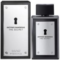 ANTONIO BANDERAS THE SECRET, туалетная вода для мужчин 100 мл