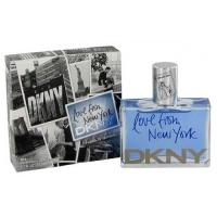DONNA KARAN DKNY LOVE FROM NEW YORK, туалетная вода для мужчин 75 мл