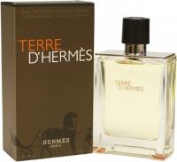 HERMES TERRE D'HERMES, туалетная вода для мужчин 100 мл