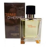 HERMES TERRE D'HERMES, туалетная вода для мужчин 50 мл