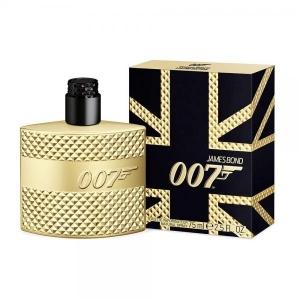 JAMES BOND GOLD 007, туалетная вода для мужчин 75 мл