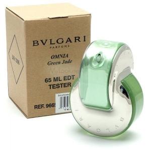 BVLGARI OMNIA GREEN JADE, тестер туалетной воды для женщин 65 мл