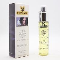 AMOUAGE MEMOIR, мужская парфюмерная вода с феромонами 45 мл