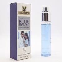 ANTONIO BANDERAS BLUE SEDUCTION, мужская туалетная вода с феромонами 45 мл