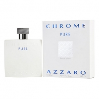 AZZARO CHROME PURE, туалетная вода для мужчин 100 мл