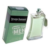 BRUNO BANANI MADE FOR MEN, туалетная вода для мужчин 75 мл