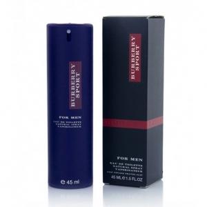 BURBERRY SPORT, мужской компактный парфюм 45 мл