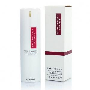 BURBERRY SPORT, женский компактный парфюм 45 мл