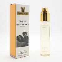BURBERRY WEEKEND, женская парфюмерная вода с феромонами 45 мл