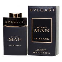 BVLGARI MAN IN BLACK, парфюмерная вода для мужчин 100 мл