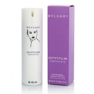 BVLGARI OMNIA AMETHYSTE, женский компактный парфюм 45 мл