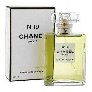 CHANEL No 19, парфюмерная вода для женщин 100 мл