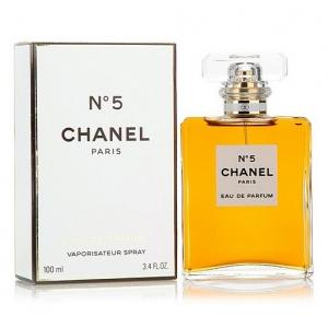 CHANEL No 5, парфюмерная вода для женщин 100 мл