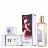 CHANEL No 5, женская парфюмерная вода-спрей 50 мл