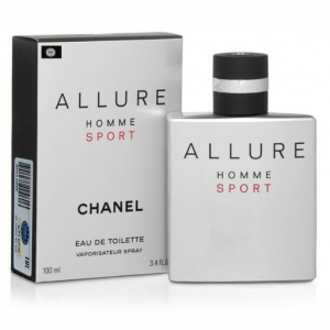 CHANEL ALLURE HOMME SPORT, туалетная вода для мужчин 100 мл (европейское качество)