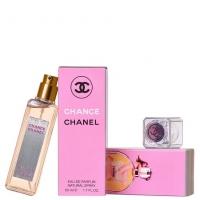 CHANEL CHANCE EAU DE PARFUM, женская парфюмерная вода-спрей 50 мл