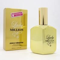PACO RABANNE LADY MILLION, женская компактная парфюмерная вода 65 мл
