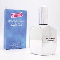 DOLCE & GABBANA LIGHT BLUE, женская компактная туалетная вода 65 мл