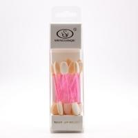 SHENGLIANQIU, кисточки для нанесения теней (розовые)