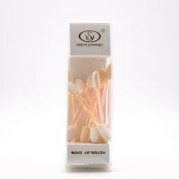 SHENGLIANQIU, кисточки для нанесения теней (оранжевые)