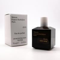 MAISON FRANCIS KURDJIAN OUD, тестер парфюмерной воды унисекс 70 мл