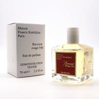 MAISON FRANCIS KURDJIAN BACCARAT ROUGE 540, тестер парфюмерной воды унисекс 70 мл