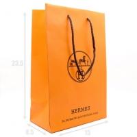 HERMES, подарочный пакет (маленький 15*23.5*8.5)