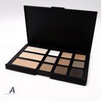 M.A.C PROFESSIONAL MAKEUP - (A), тени для век 9 цветов + пудра 3 цвета