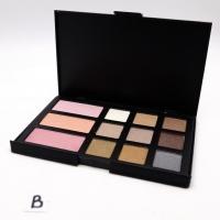 M.A.C PROFESSIONAL MAKEUP - (B), тени для век 9 цветов + румяна 3 цвета