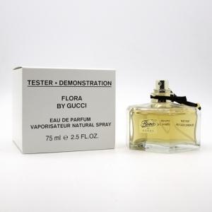 GUCCI FLORA BY GUCCI, тестер парфюмерной воды для женщин 75 мл