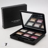 M.A.C MACMAC - №7, тени для век 6 цветов 5.3 г