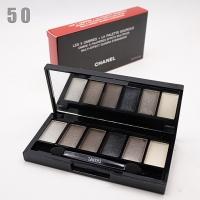 CHANEL LES 5 OMBRES LA PALETTE SOURCILS - №50, тени для век 5 цветов 6 г