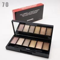 CHANEL LES 5 OMBRES LA PALETTE SOURCILS - №70, тени для век 5 цветов 6 г