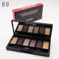 CHANEL LES 5 OMBRES LA PALETTE SOURCILS - №80, тени для век 5 цветов 6 г