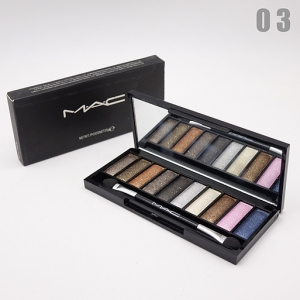 M.A.C PIANO - №03, тени для век 10 цветов