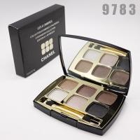 CHANEL LES 6 OMBRES EDITION AFFRESCO - №9783, тени для век 6 цветов 6 г