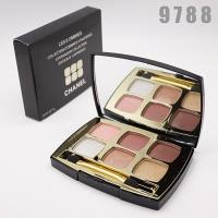 CHANEL LES 6 OMBRES EDITION AFFRESCO - №9788, тени для век 6 цветов 6 г
